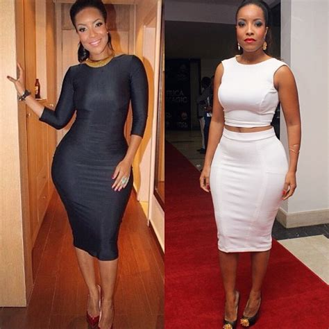 hollywood celebrities from ghana bestof2014 who is the sexiest african female celebrity