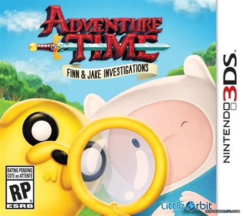 Adventure Time Finn Jake Investigations For Nintendo | adventure time finn and jake investigations review 3ds