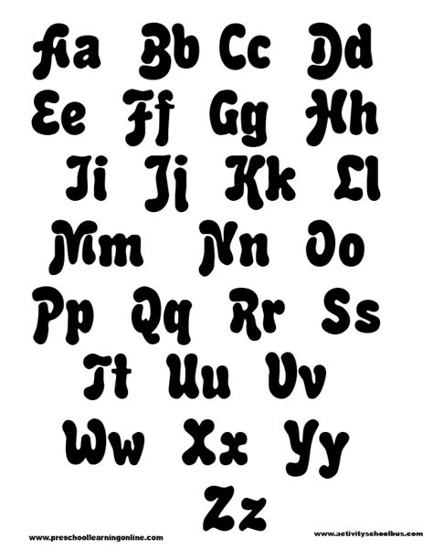 lettering templates free printable alphabet letters free printable