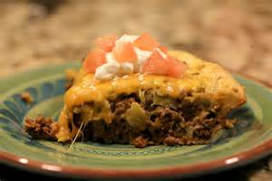 taco pie normal cooking