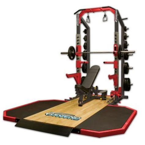Fitness Gear Pro Half Rack Review by Legend Fitness Pro Series Half Cage 3226