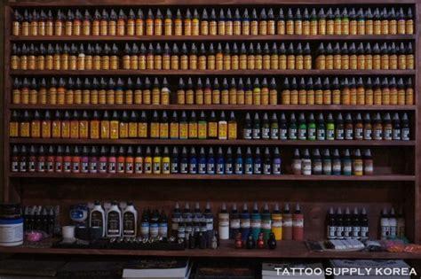 tattoo supply korea com 타투서플라이코리아 홍대점 이터널잉크 인텐즈잉크 eternal ink intenze ink 네이버 블로그