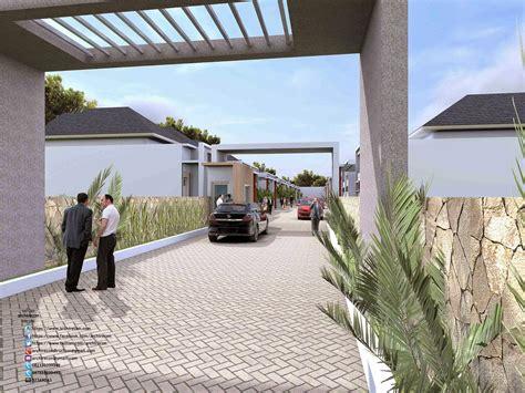 desain gerbang minimalis desain rumah minimalis perumahan girya mas sidoarjo 0823