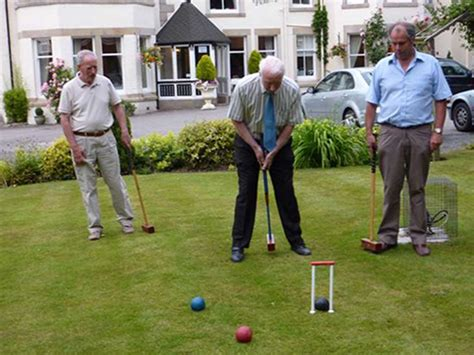 croquet as played by the newport croquet club classic reprint books fylde croquet club