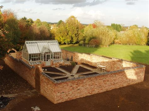 Victorian Walled Kitchen Gardens Part Two Transition Walled Kitchen Garden