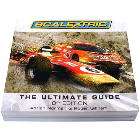 eighth edition books scalextric the ultimate guide 8th edition book