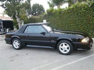 1992 Ford Mustang 5 0 Find Used 1992 Ford Mustang Gt 5 0 Convertible In