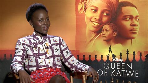 disney film queen of katwe lupita nyong o queen of katwe is refreshing video