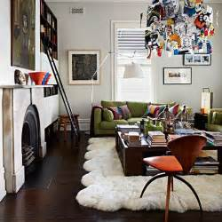 Quirky Interior Accessories by Modern Aqua And White Living Room Modern Living Room