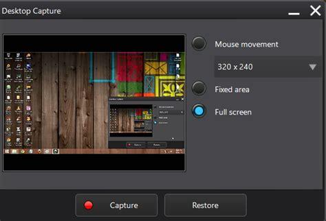 bagas31 youcam tutorial merekam desktop dengan cyberlink youcam septian