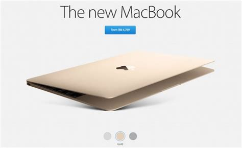 apple malaysia all new macbook now available for purchase on apple