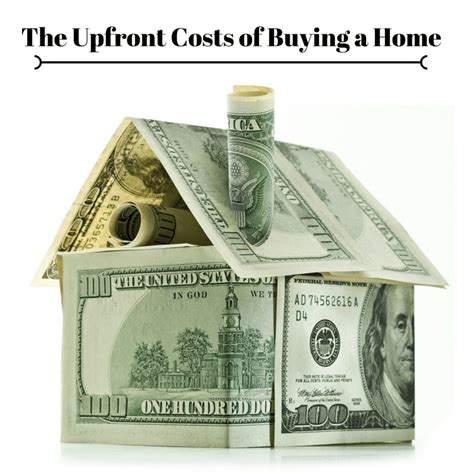 how much money upfront to buy a house upfront costs of buying a house 28 images what is the