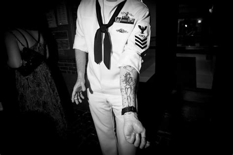 the sailors art of tattoos the tyee