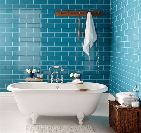 Colorful Bathrooms by Colourful Bathrooms Real Homes