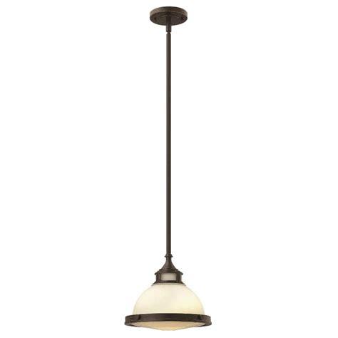 elstead hinkley amelia vintage style glass pendant ceiling