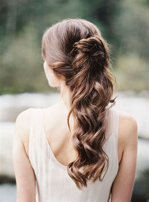 Hochsteckfrisuren Standesamtliche Trauung by 13 Half Up Half Wedding Hairstyles To Try Now