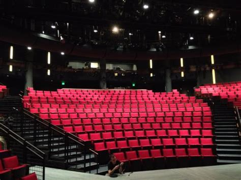 alley theatre seating new lay out picture of alley theatre houston tripadvisor