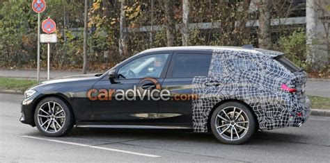 2019 Bmw 3 Series Brings by 2019 Bmw 3 Series Touring Spied Again Caradvice
