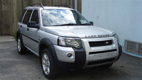 land rover freelander 2004 2004 land rover freelander photos 2 5 gasoline