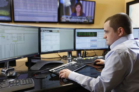 What Is A Trading Desk by Energy Trading At The Tac Energy Trading Desk