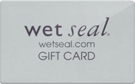 buy wet seal gift cards raise - Where To Buy Wet Seal Gift Cards