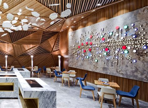 walls how to apply restaurant wall design for home yue restaurant interiorzine