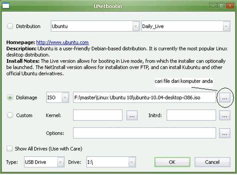 membuat virus di linux trik tips install linux dengan flashdisk membuat