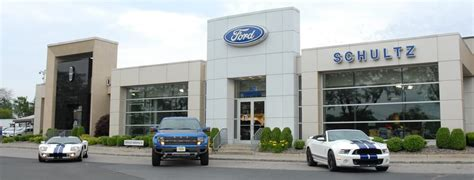 Schultz Ford Nanuet by Schultz Ford Lincoln 20 Reviews Garages 80 Route 304