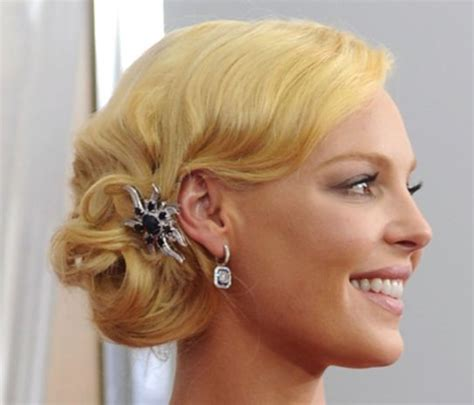 hairstyles blonde mesh chignon pictures of hairstyles for thick or coarse hair hairdos
