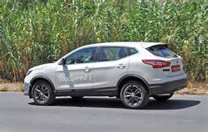 Nissan Quasai 2016 Nissan Qashqai Picture 637193 Car Review Top Speed