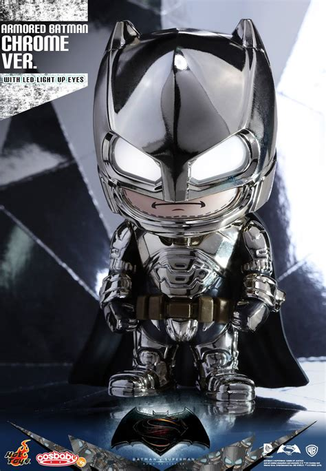 Cosbaby Armored Batman With Light Figure More New Batman V Superman Cosbaby Figures By Toys