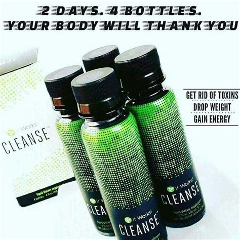 Detox For Wraps by Best 25 Itworks Cleanse Ideas On It Works