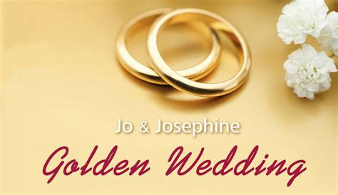 Golden Wedding Anniversary Quotes by 50th Golden Wedding Anniversary 50th Golden Wedding