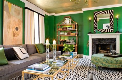green rooms emerald green living room design ideas