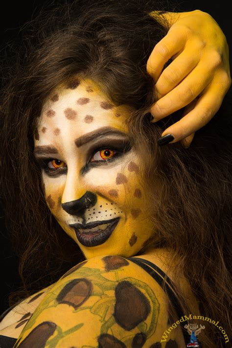 cheetah cosplay