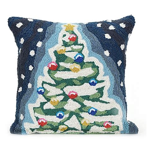 liora manne frontporch christmas tree square indoor