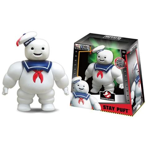 Metal Diecast Stay Puff ghostbusters stay puft marshmallow 6 inch metals die cast figure