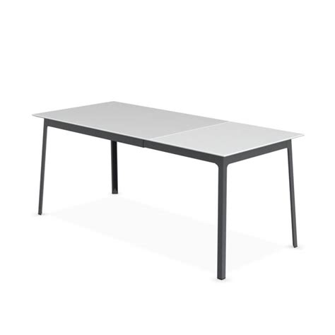 Melamine Dining Table Calligaris Dot Extending Dining Table Melamine Multistripe Silk