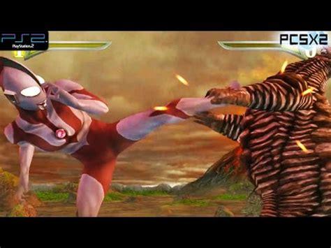 film ultraman fighting evolution rebirth ultraman fighting evolution 3 ps2 gameplay 1080p pcsx2