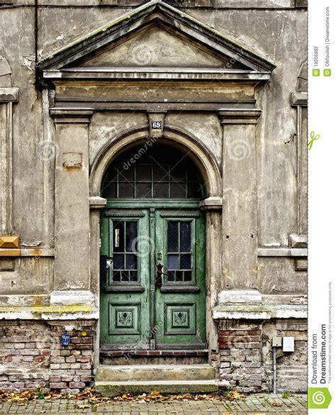 Wall Designer verfallene haust 252 r stockfotografie bild 18205862