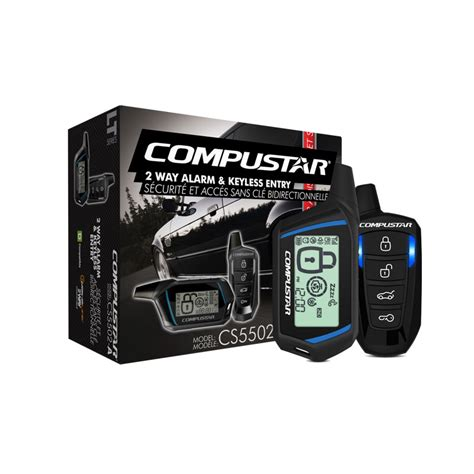 Pro G8 Car Alarm And Security System Compustar