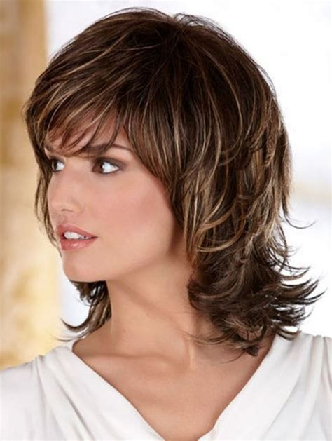 Shag Hairstyles by Best 25 Shag Hairstyles Ideas On Medium Shag