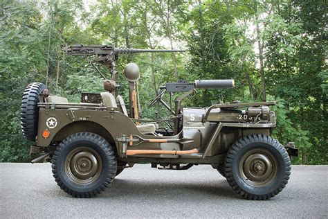 1951 willys jeep value 1951 willys m38 jeep hiconsumption