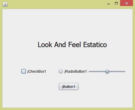 swing windows look and feel zerofog cambiar look and feel temas en aplicaciones