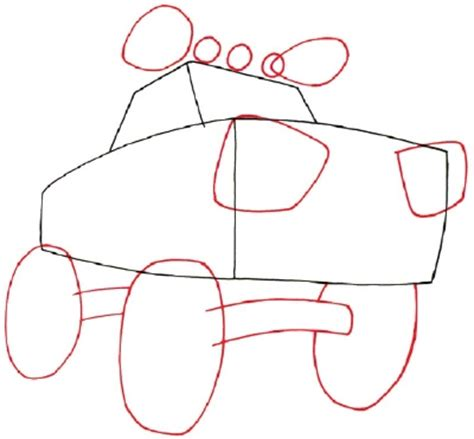 health pattern exles 2 draw the wheels and axles how to draw a cartoon
