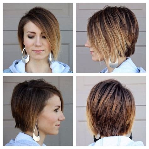 360 short hairstyles kilee nickels onelittlemomma long pixie 360 photos