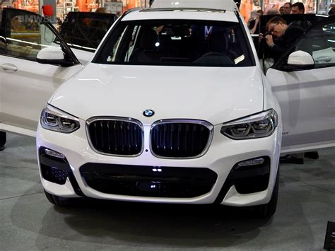 10 things you should about the 2018 bmw x3