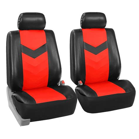 Sitzauflagen Auto by Synthetic Leather Car Seat Covers W Carpet Floor Mats Ebay