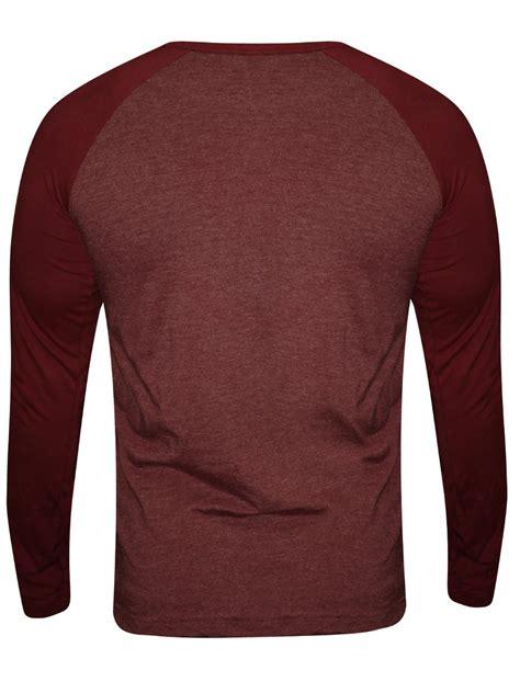 Tshirt Raglan Maroon 5 rigo maroon raglan sleeves t shirt ct05161196 cilory
