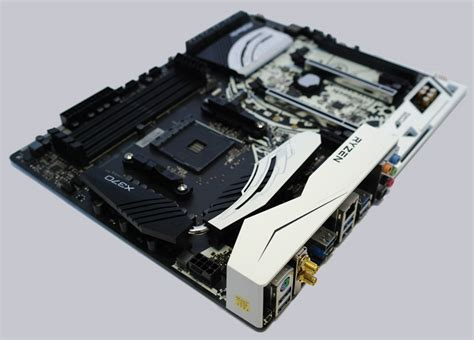 Mb Asrock X370 Taichi 12k Cap New Am4 asrock x370 taichi amd am4 motherboard review layout design and features